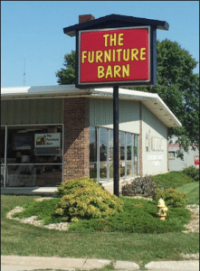 The Furniture Barn client testimonial
