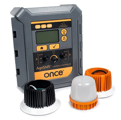 ONCE agricultural lighting products