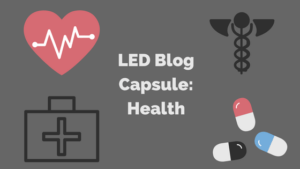 LEDs and health blog capsule image