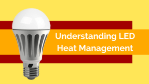 LED heat management blog image